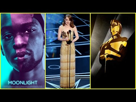 Watch the Oscar Winners 2017 | 89th Academy Awards