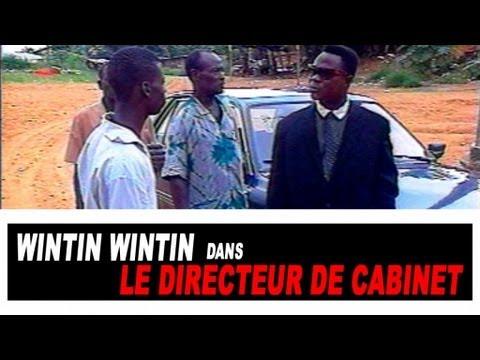 Wintin Wintin et Vieux Foulard - Le directeur de cabinet