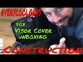 SOE Visor Cover Unboxing - Organization For Work Truck !