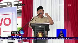 Download Warga Boyolali Protes Pidato Prabowo- NET 12 Mp3 and Videos