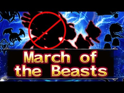 FF BE March of The Beast Trial Guide: Europa Strikes Back (#63)