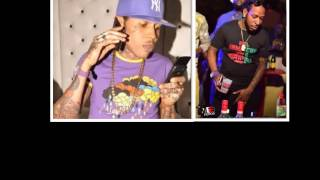 Vybz Kartel & Don Andre - Whine Yuh Waist Suh - July 2016