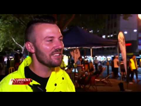 Sydney TK Safe Space - ACA (NYE 2014)