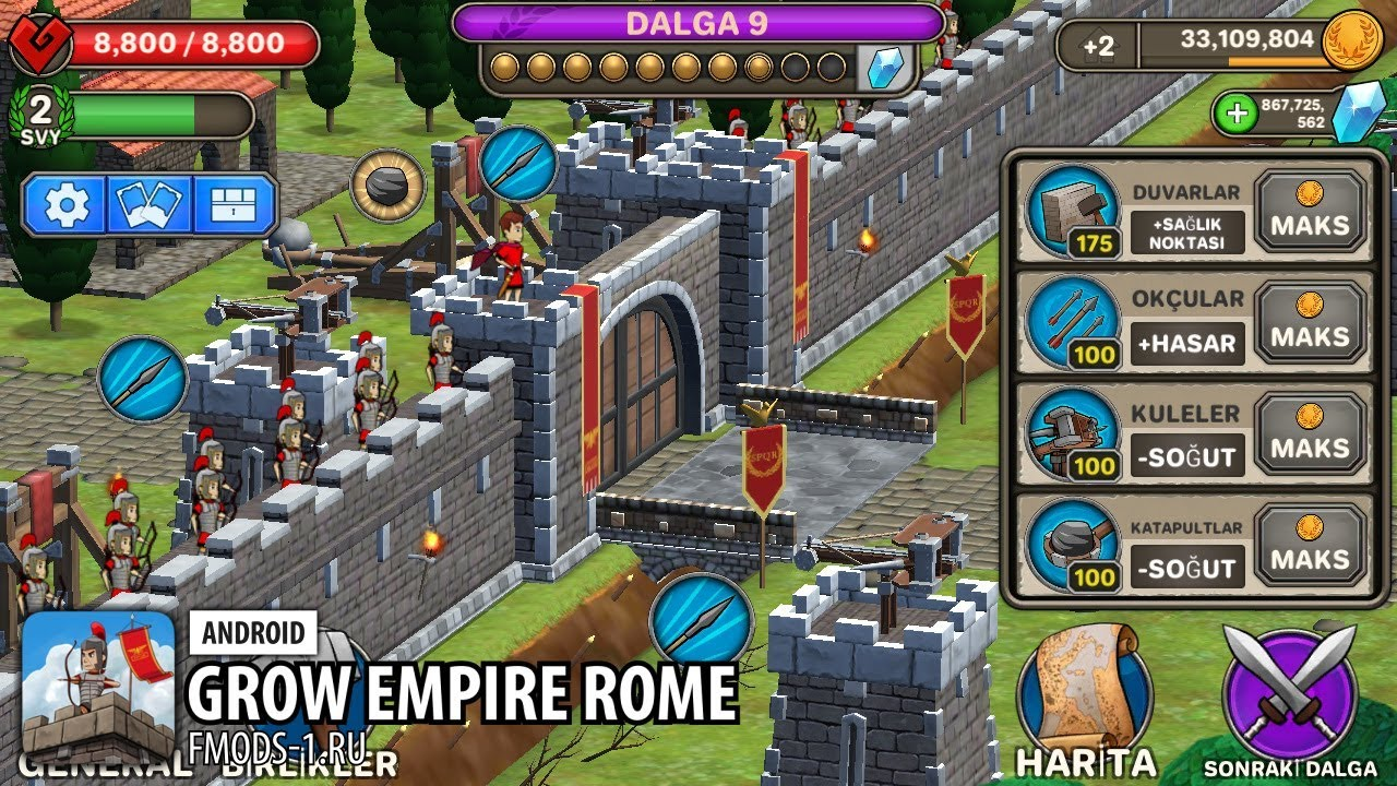 GROW EMPIRE ROME ВЗЛОМ СКАЧАТЬ БЕСПЛАТНО