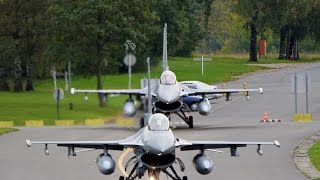 ست طائرات بلجيكية الى الاردن ضمن التحالف الدولي لمحاربة داعش
