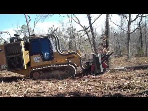 IronWolf High Speed Mulcher - YouTube
