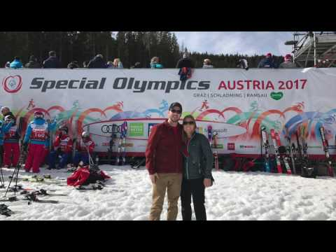 Special Olympics World Winter Games 2017: Schladming, Austria