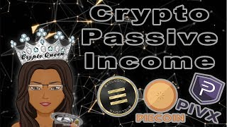 Cryptocurrency Passive Income Streams - MasterNodes