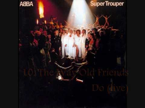 ABBA Super Trouper -  All songs