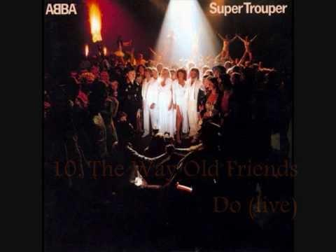 ABBA Super Trouper -  All songs