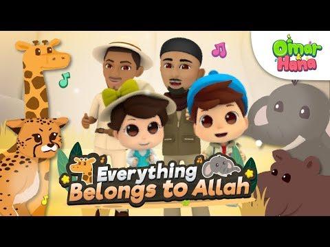 Omar & Hana | Everything Belongs to Allah | Zain Bhikha feat Omar & Hana and Omar Regan