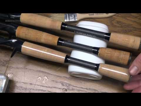 How To Protect Your Fishing Rod Cork Handles | Fishing Pole Care - KastKing