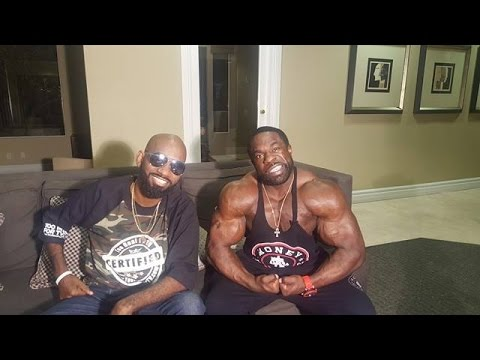 Kali Muscle talks about his life in the Pimp Game. Exclusive Interview with Michael Maroy