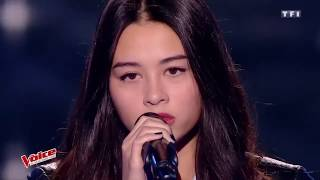 THE VOICE MOST BEAUTIFUL GIRLS AUDITIONS  HD