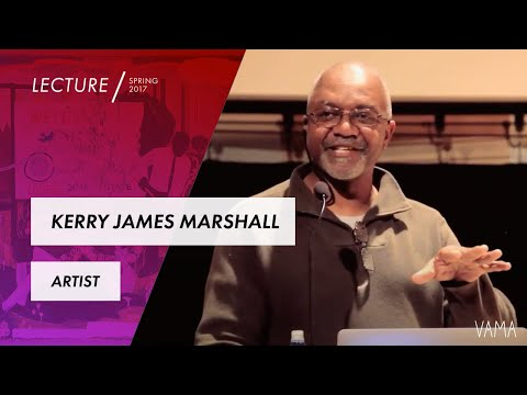 Kerry James Marshall at Los Angeles City College Part 1: