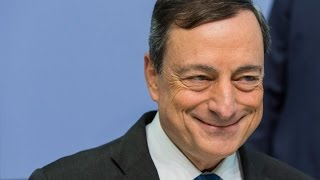 This Chart Makes the ECB's Mario Draghi Happy