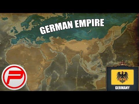 EU4 - Timelapse - German Empire