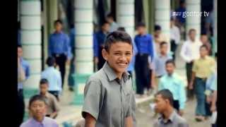 Smiles from Gontor 6   Darul Qiyam Magelang   Indonesia