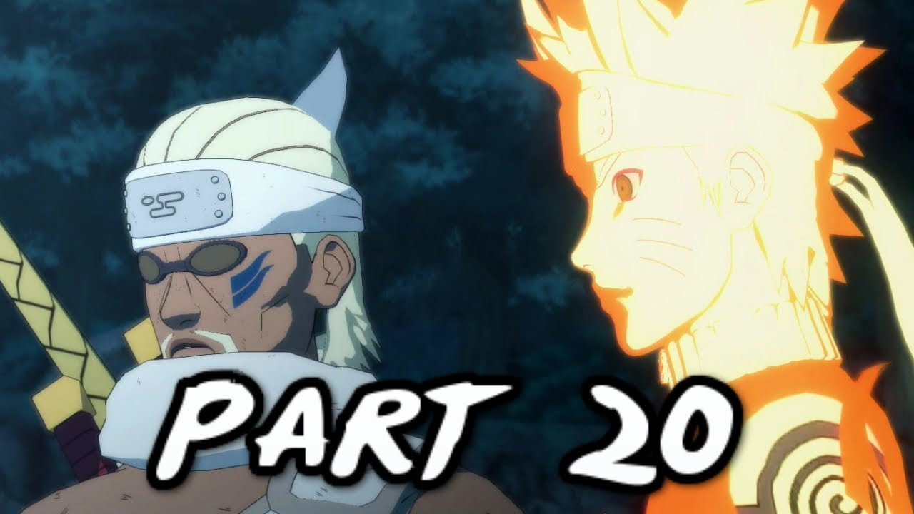 Naruto Shippuden Ultimate Ninja Storm 3 Walkthrough ...