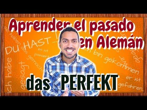 Das Perfekt Aprender A Hablar En Pasado En Alemán Youtube