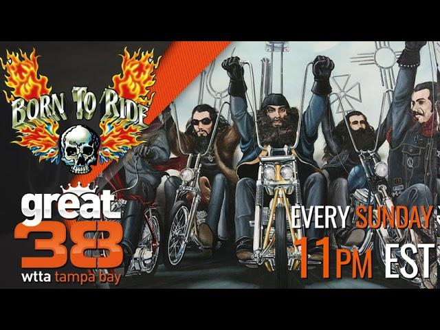 This Week on Born To Ride TV Episode #1274 - David Mann