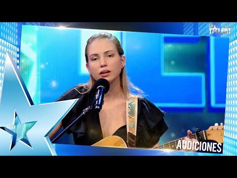 ¡CONMOVEDORA! VALENTINA nos emocionó a todos con su dulce voz