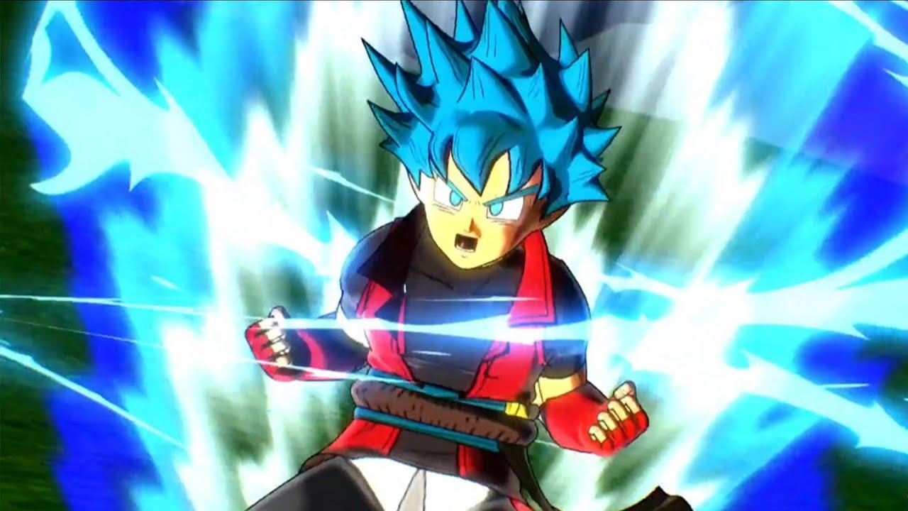 Bandai Super Dragon Ball Heroes Skills Figure 01 SDBH Saiyan Hero Beat SS God