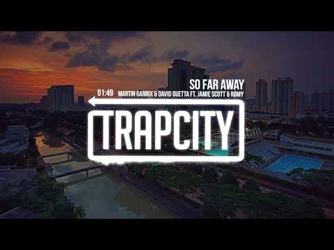 Martin Garrix & David Guetta - So Far Away (ft. Jamie Scott & Romy) [Lyrics]