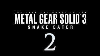Cry Plays: Metal Gear Solid 3: Snake Eater [P2]