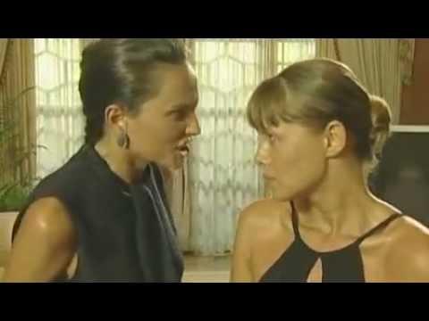 Cannibal World (2004) - Newswoman freakout!