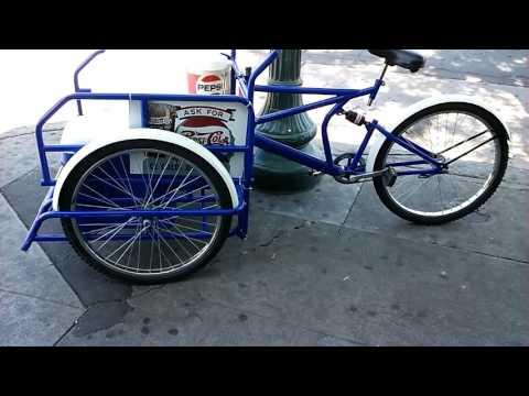 Food bike Bakersfield