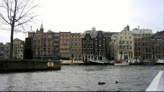 Amsterdam - Амстердам - Нидерланды - Голландия(, 2013-02-24T15:26:34.000Z)