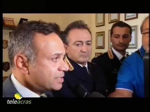 Ruoppolo Teleacras - Sequestro da 120 mln a imprenditore racalmutese