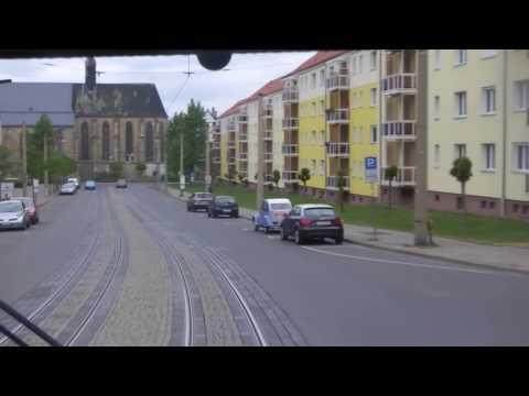 Straßenbahn Halberstadt linia 1