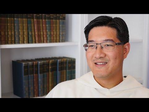 Meet the Friars | Br. Gregory Liu, O.P.
