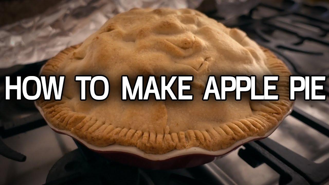 Apple Pie Porn how to make apple pie 🥧 (happy thanksgiving!)