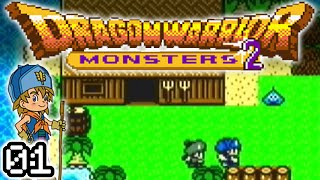 Dragon Warrior Monsters 2, Part 01: Welcome to GreatLog!