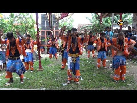 BANDAR WADON (Tari Latar) - BUROK DANGDUT BUNGA NADA TERBARU 2019 Live Sitanggal Brebes