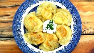How To Make Pierogi - Susan's Cooking School