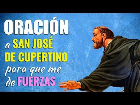 🙏 Oración Milagrosa a San José de Cupertino para que ME DE FUERZAS 💪