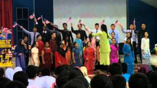 1 Malaysia - 2 Aristotle | Inter-class Patriotic Song Choir Competition