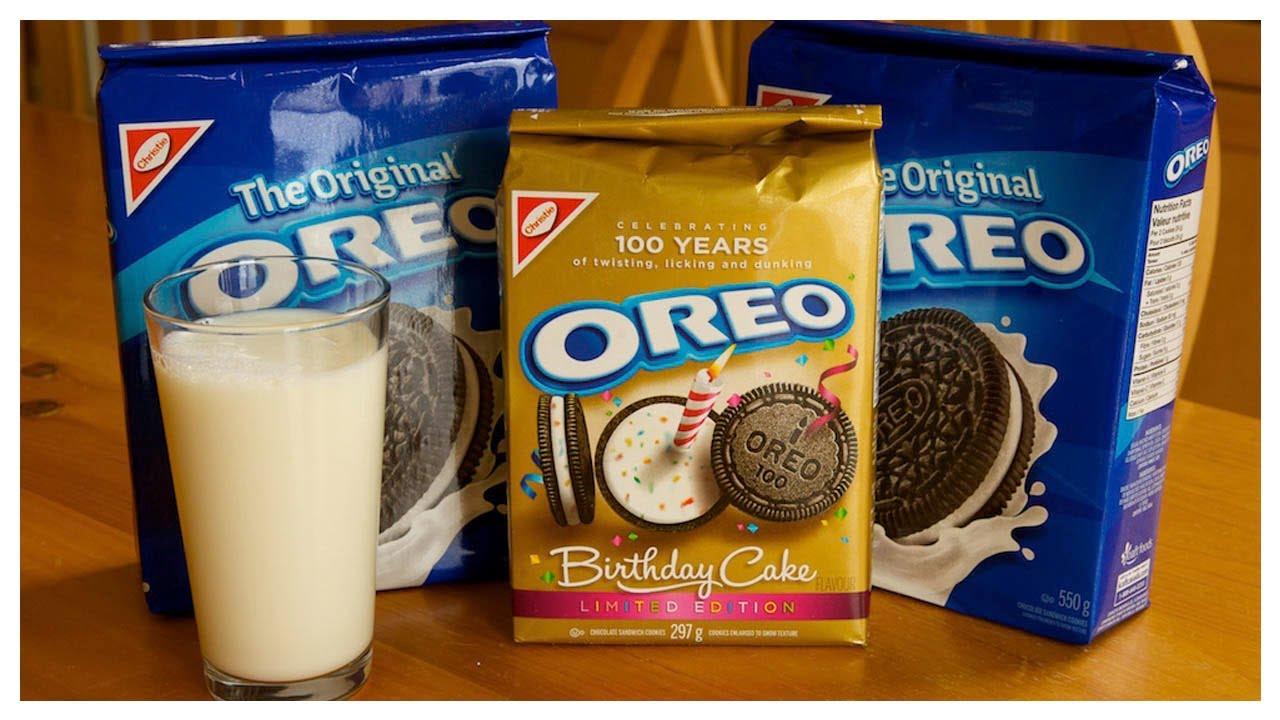 100 Oreo Cookie Challenge FAIL 100 Oreos 6000 CALORIES YIKES