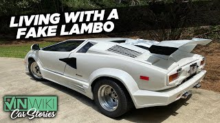 What's it really like living with a fake Lambo?
