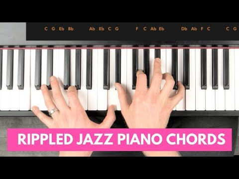 ✋ STOP SOUNDING BLAND! Jazz Piano Chords Lesson