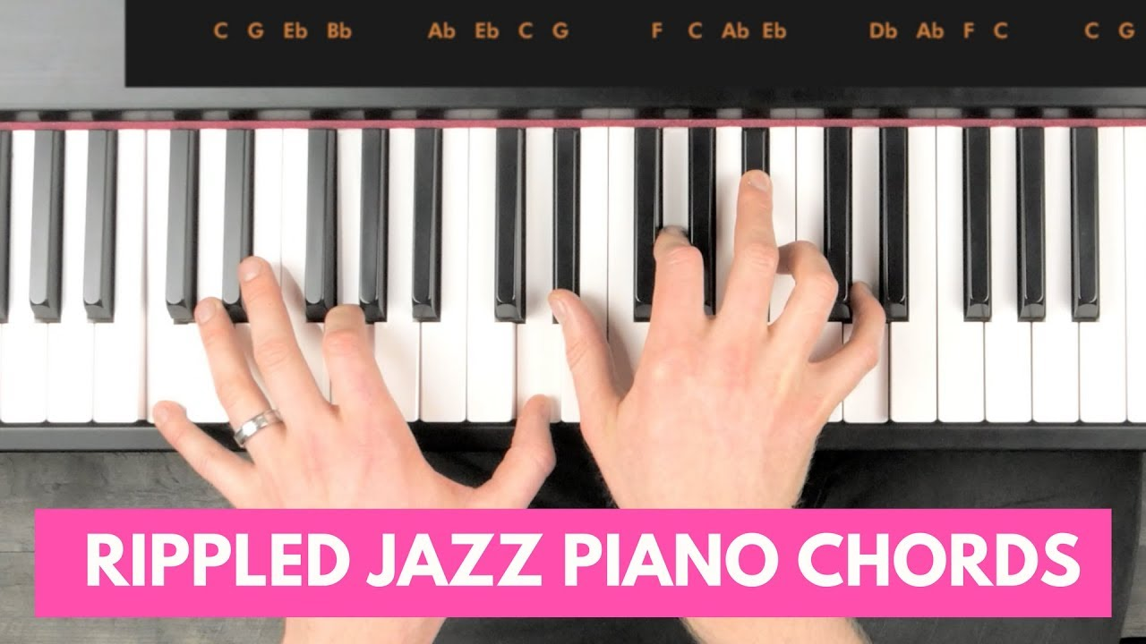 stop sounding bland jazz piano chords lesson youtube jazz piano chords lesson hexwebz Images