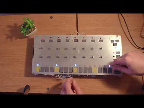 Arduino Based Drum Machine