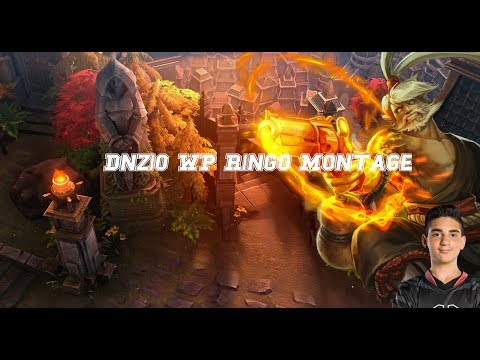 DNZio WP Ringo l Vainglory Pro Montages #1 l PERFECT POSITIONING l BEST PLAYS FROM THE #1 LANER NA