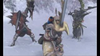 Monster Hunter Freedom Unite Trailer