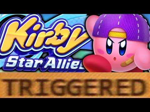 How Kirby Star Allies TRIGGERS You!