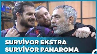 Survivor Ekstra Vs Survivor Panaroma Halı Saha Maçı!